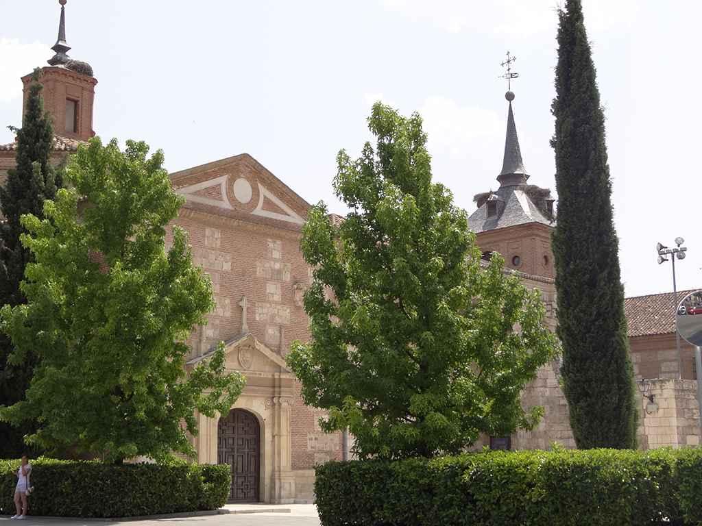 Plaza de Cervantes - Capilla del Oidor