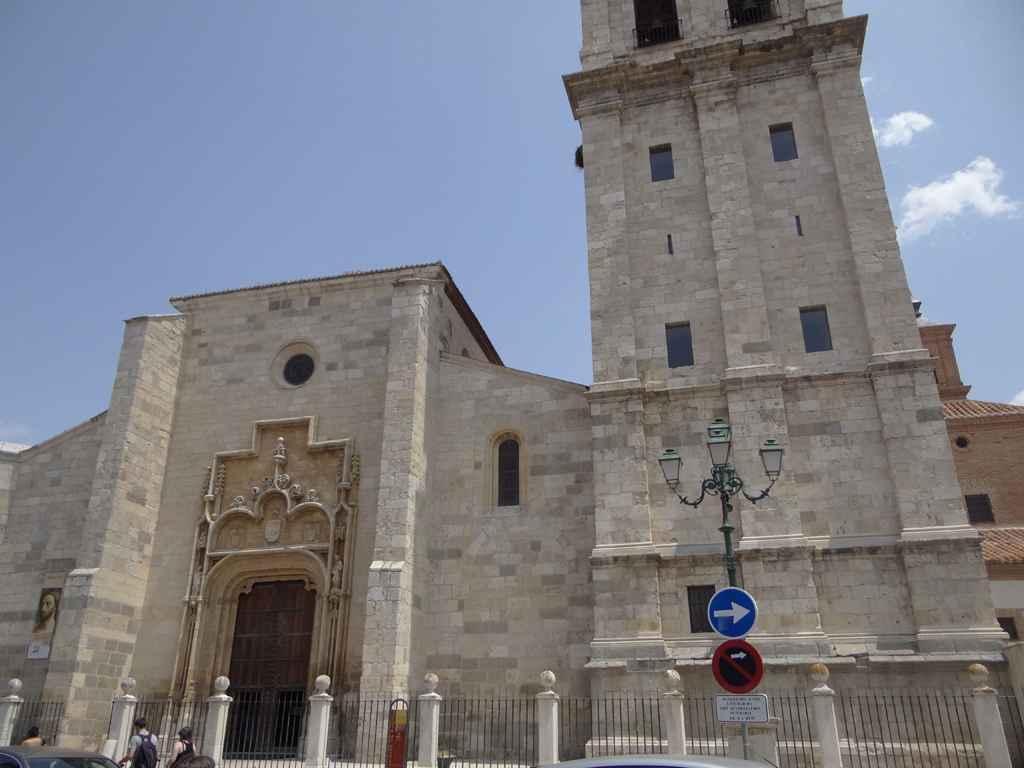 Catedral magistral dream alcal - Pintores alcala de henares ...