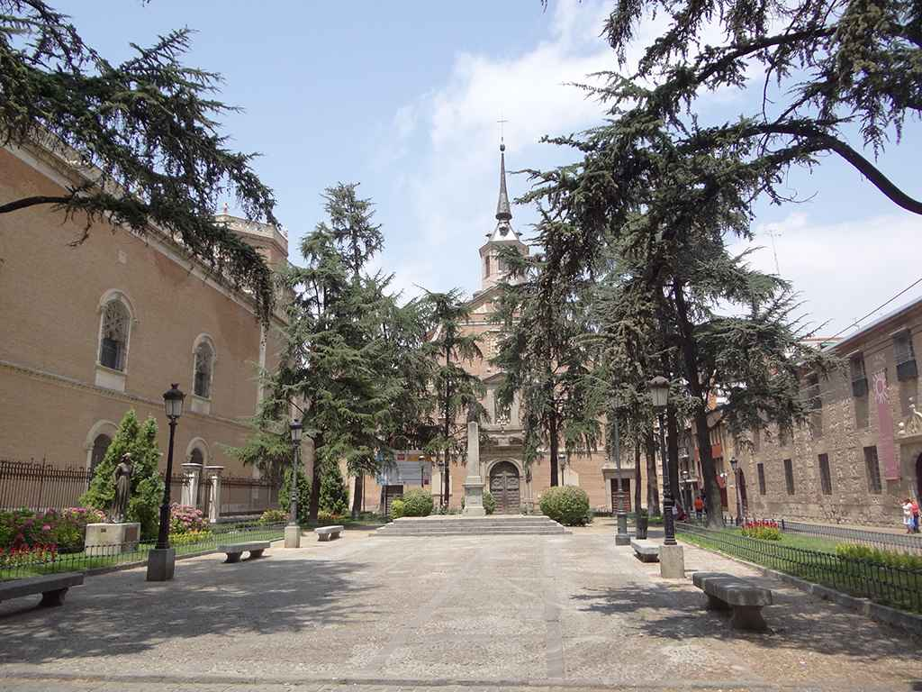 Convento de las bernardas dream alcal - Pintores alcala de henares ...