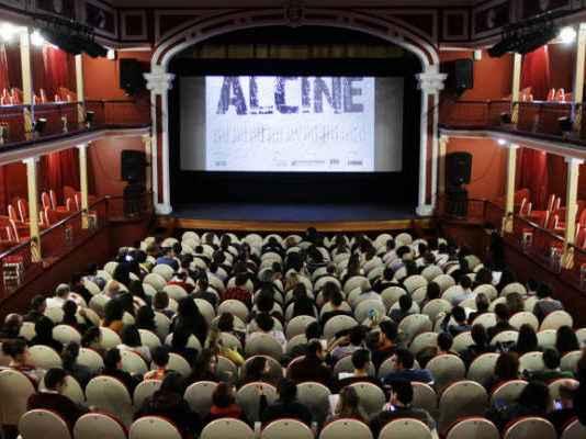 Festival ALCINE. Imagen ©ALCINE
