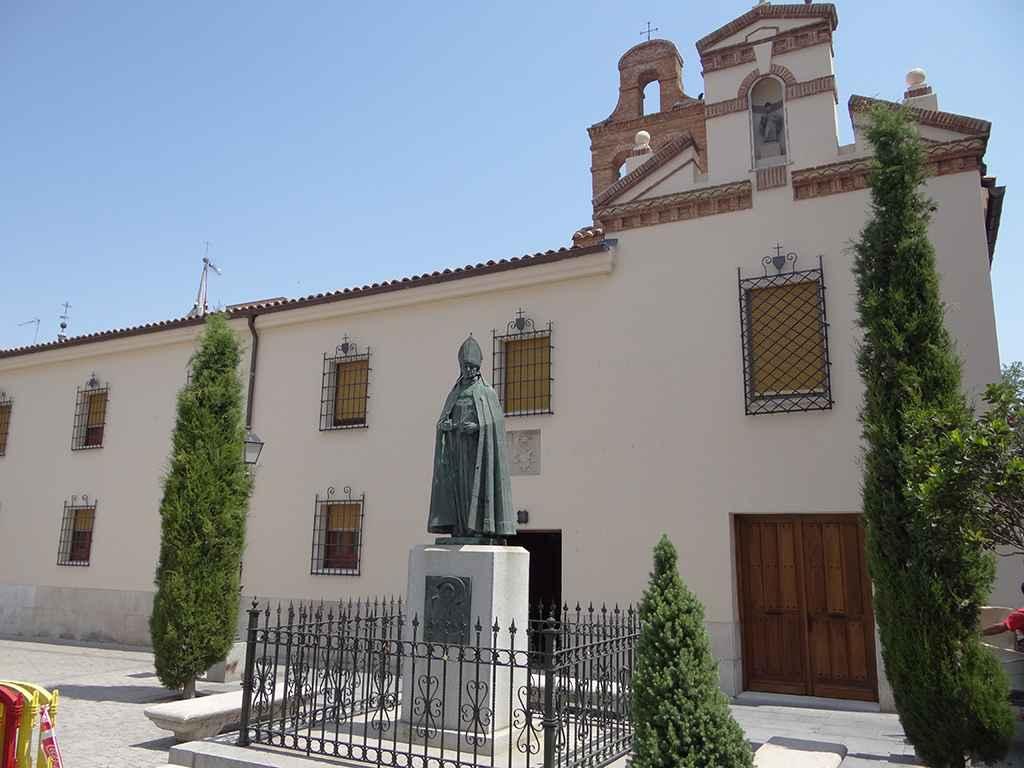 Convento de las clarisas de san diego dream alcal - Pintores alcala de henares ...