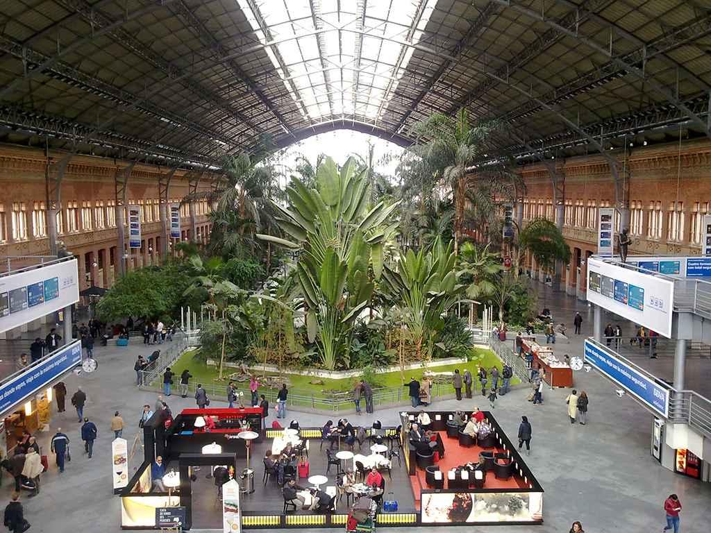 Tren de Cervantes - Estación de Atocha