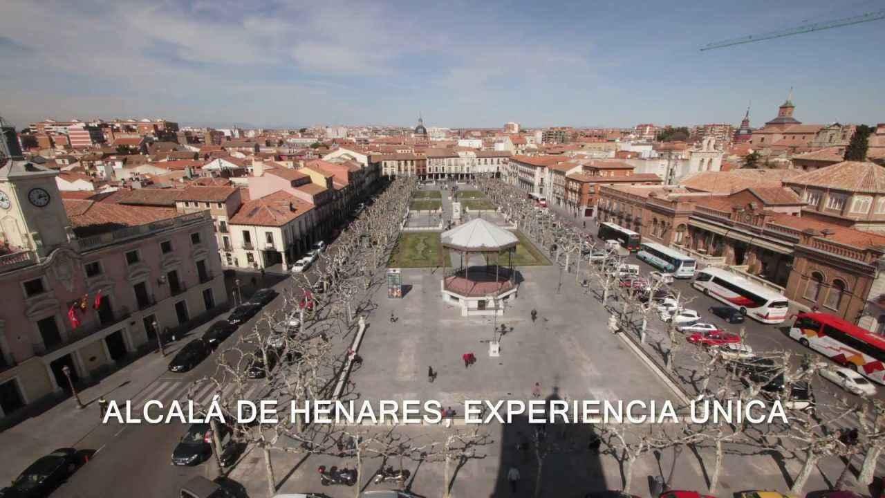 Alcal de henares patrimonio de la humanidad dream alcal for Oficina de turismo alcala de henares