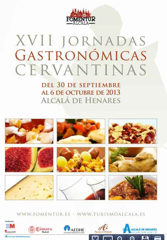 Semana Gastronómica 2013 - Alcalá de Henares