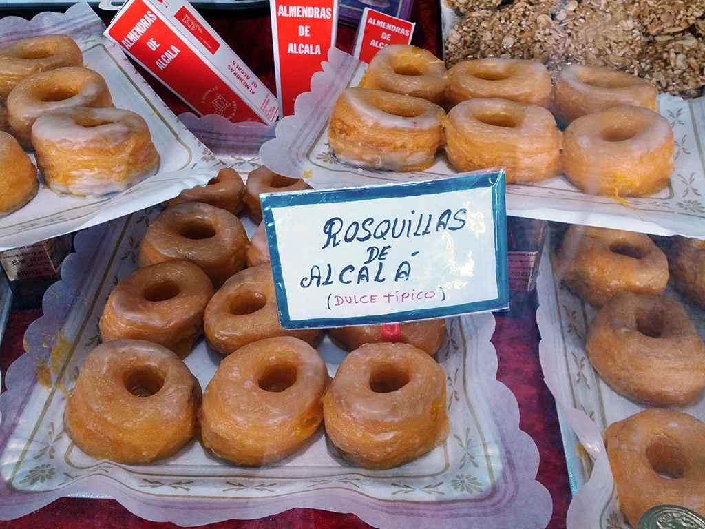 Rosquillas de Alcalá