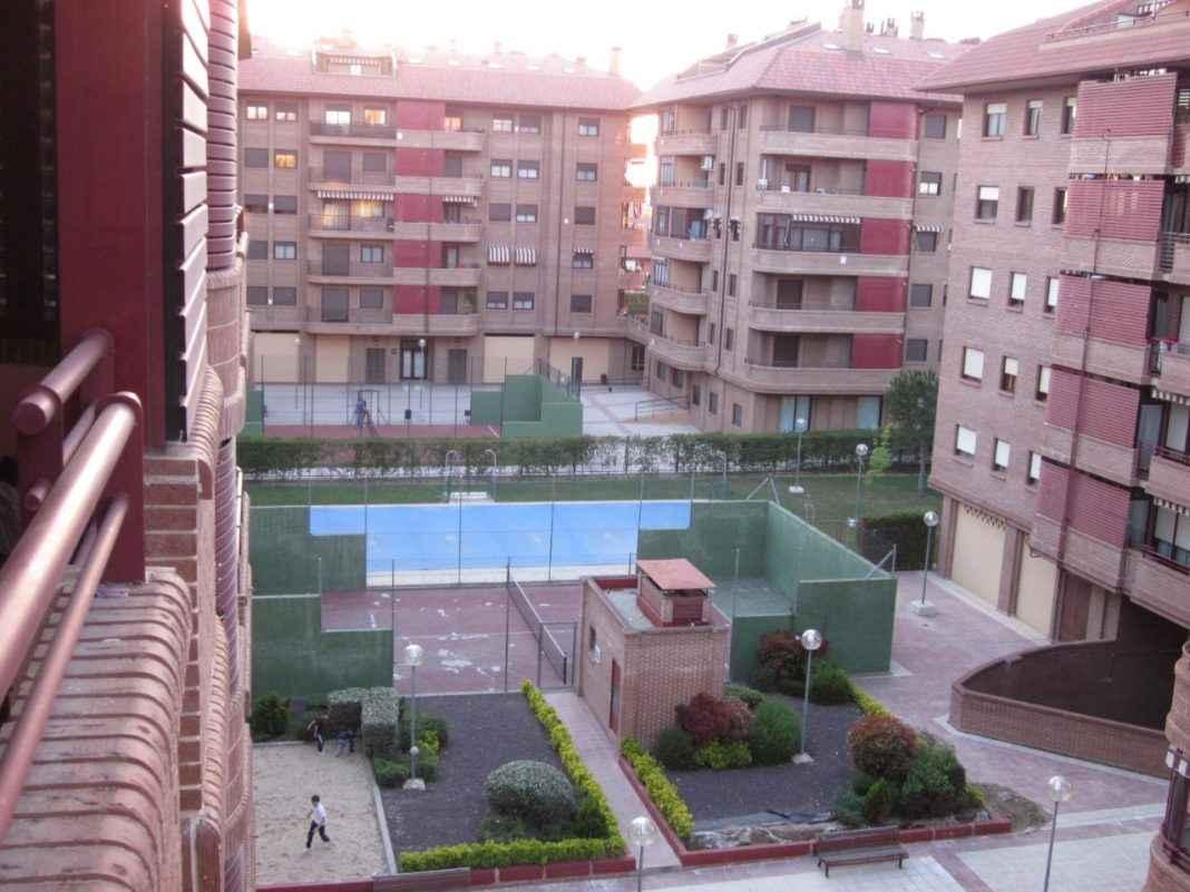 Barrio a las afueras - Ciudad 10