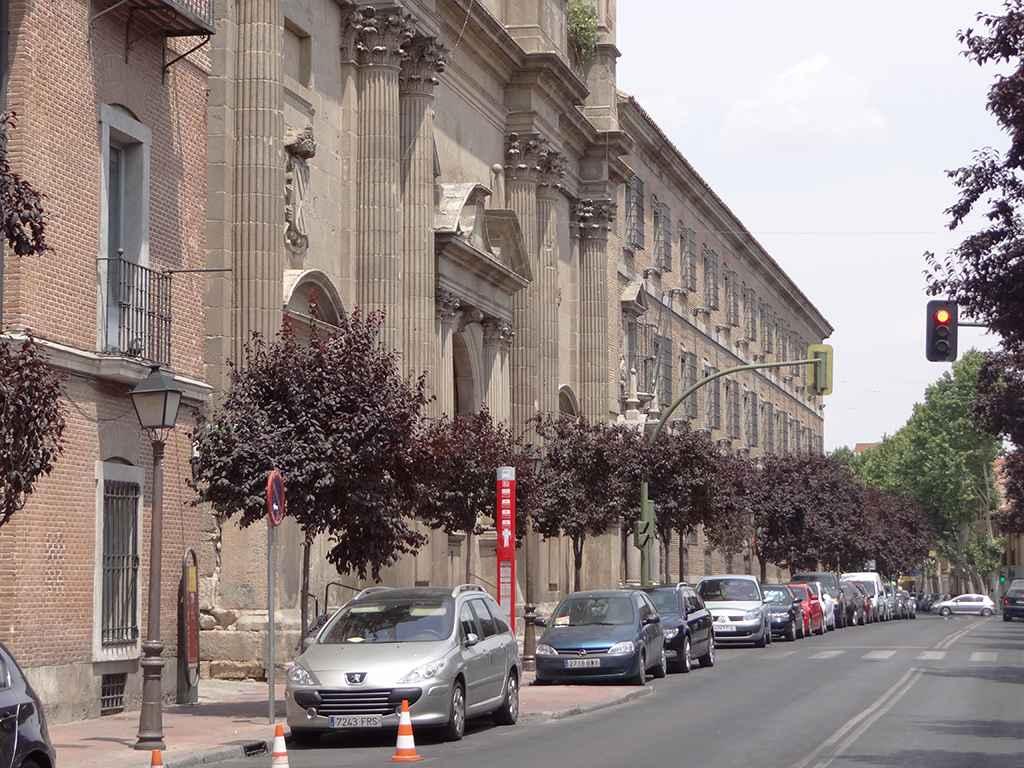 Calle Libreros