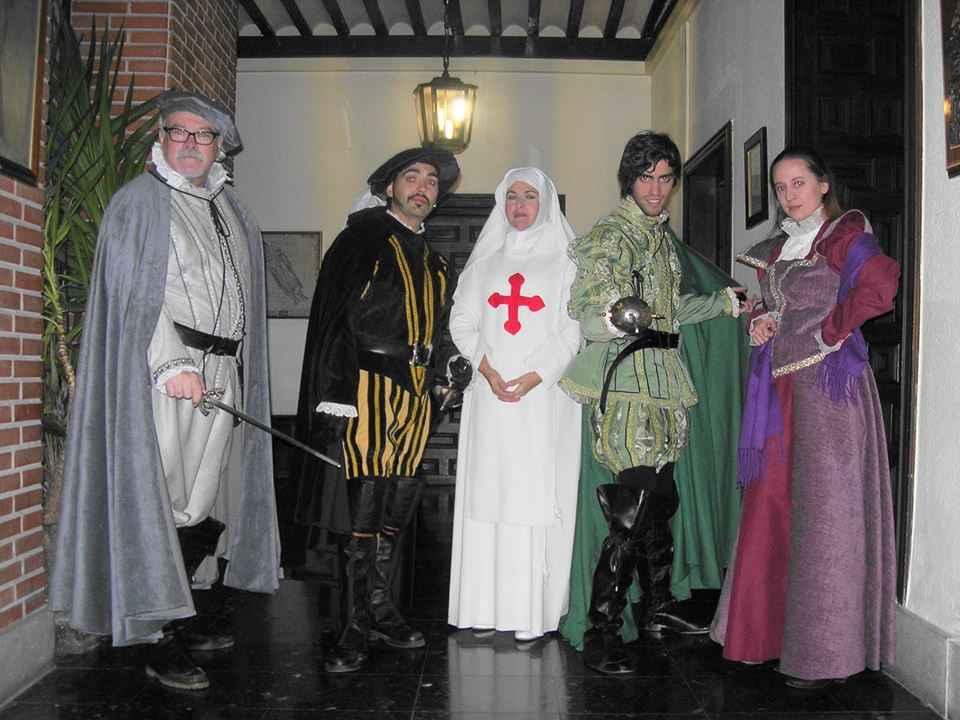 Las noches de Don Juan en Alcalá