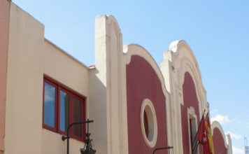 Teatro Salón Cervantes. Imagen: M.Peinado