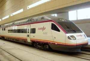 Tren Avant de larga distancia