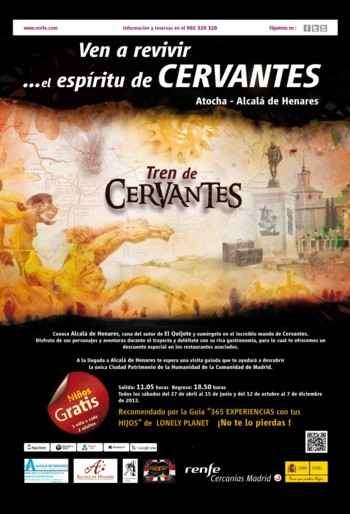 Tren de Cervantes 2013