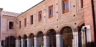 Colegio de los Irlandeses - Alcalá de Henares - Fotos Alcalingua
