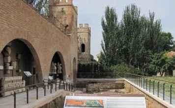 El Antiquarium y la Torre XIV - Alcalá de Henares