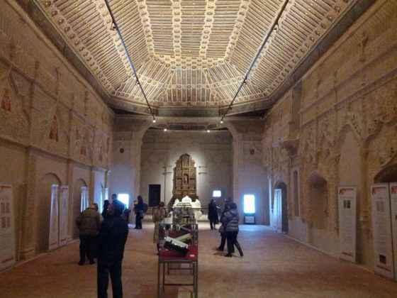 Capilla de San Ildefonso de Alcalá de Henares