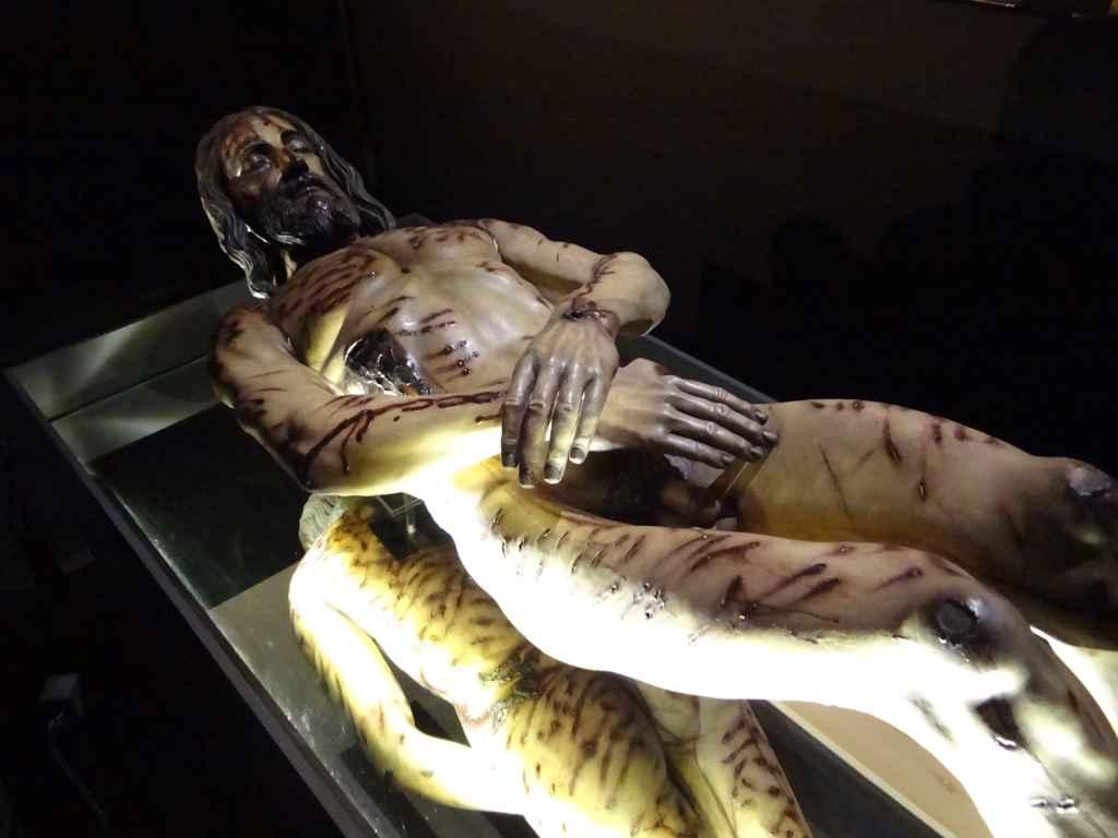 Sábana Santa - Cristo Tumbado