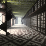 Salón de Isabel la Católica - recreación virtual del vídeo Un Paseo por Palacio