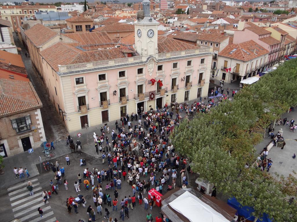 Alcal de henares sigue siendo una ciudad segura dream for Ciudad 10 alcala de henares