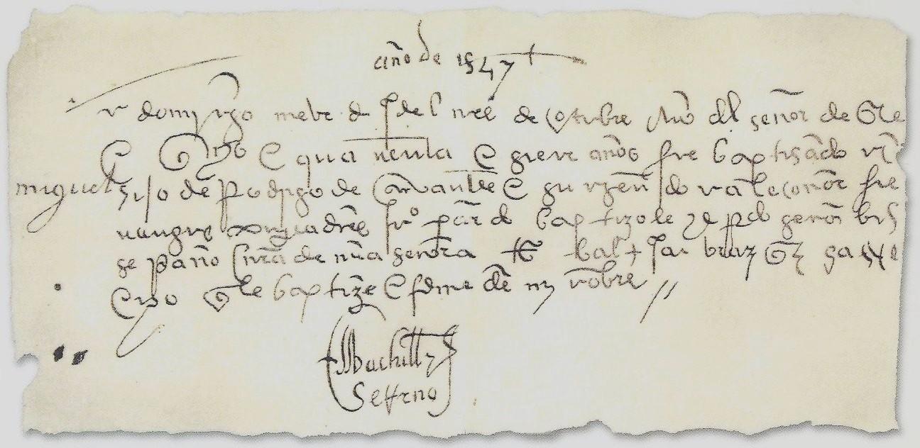 """Los restos hallados en Madrid son los de Cervantes, """"sin ..."""