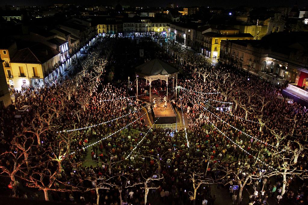 32.000 personas disfrutaron del Don Juan itinerante de Alcalá