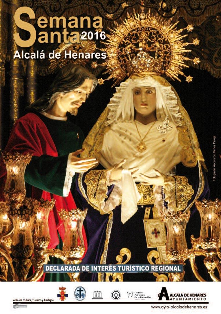Programa de Semana Santa 2016 de Alcalá de Henares