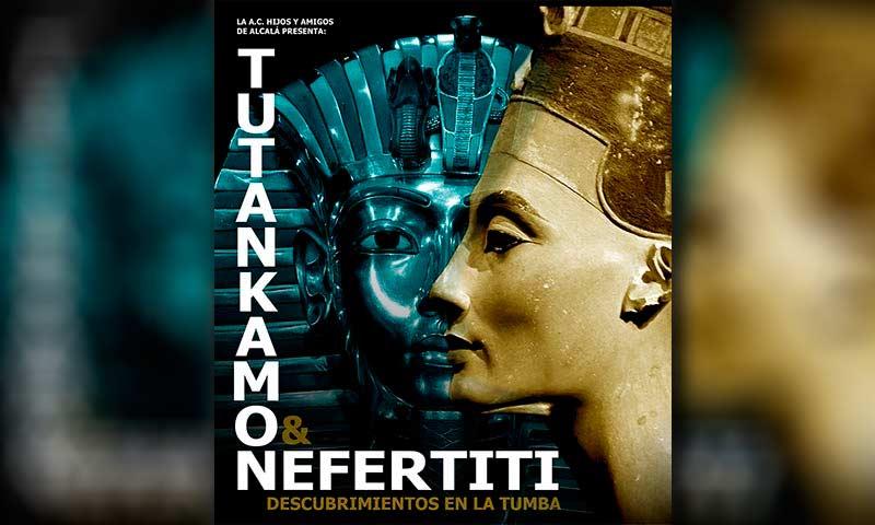 Tiendas De Muebles En Alcala De Henares : Tutankhamon y nefertiti últimos descubrimientos en la