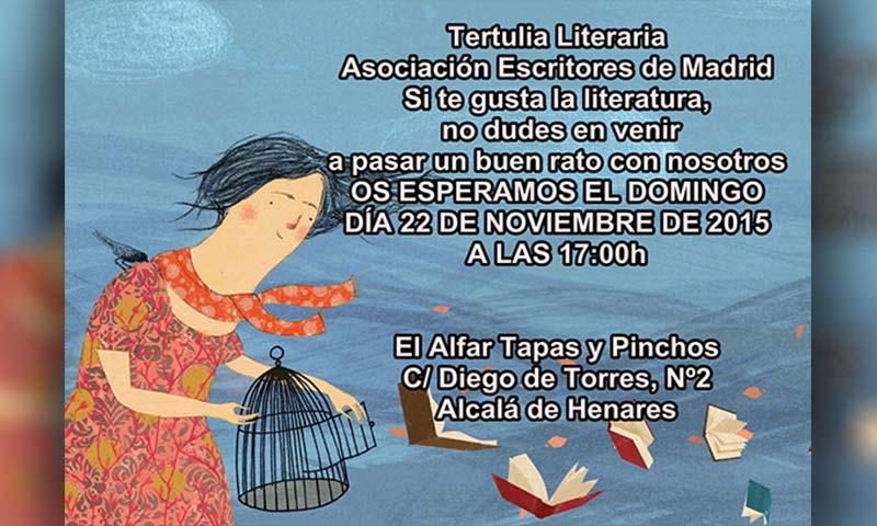 Tertulias literarias de la Asociación de Escritores de Madrid ...