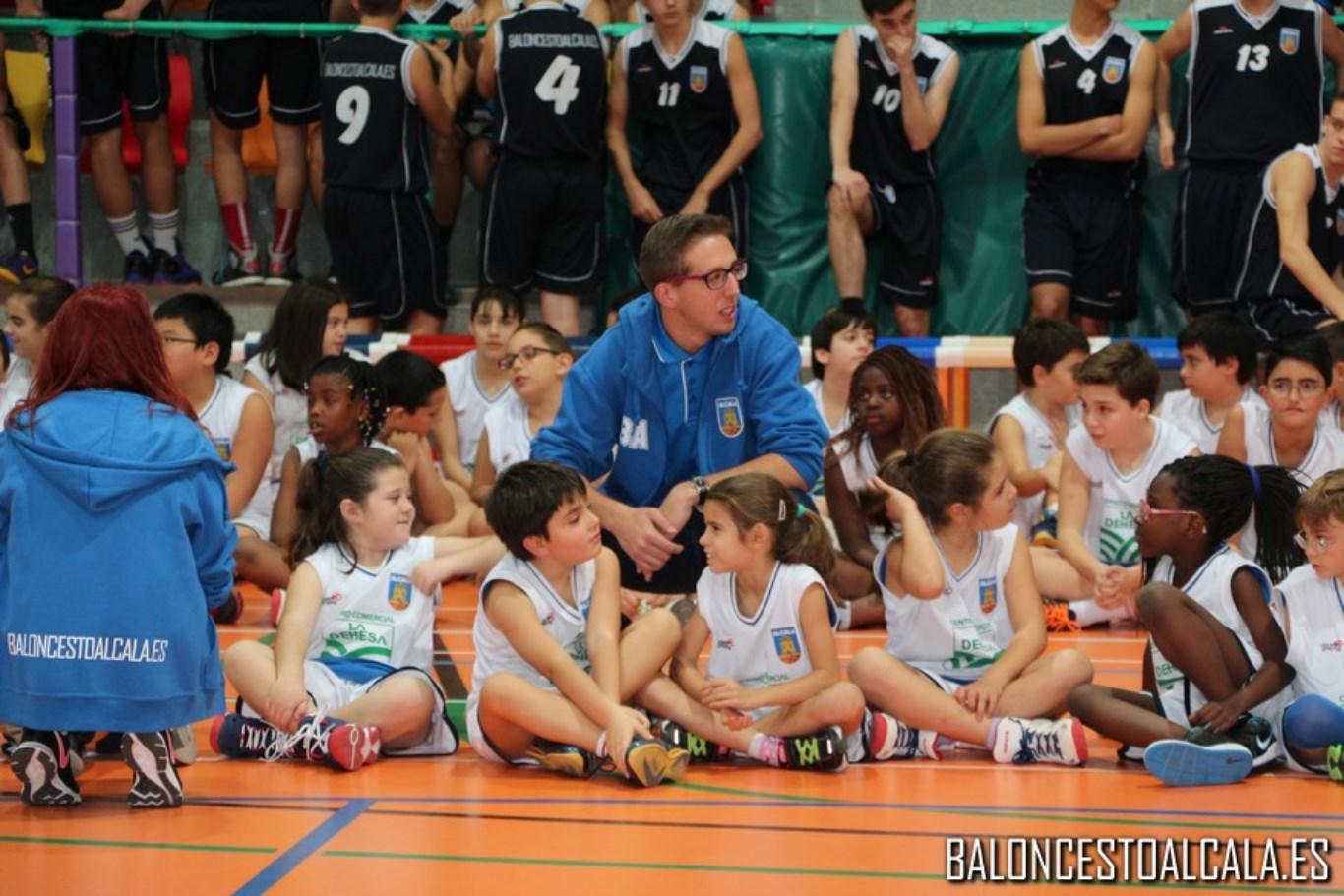 658709010 Presentado el Club Baloncesto Alcalá 2016 - Dream Alcalá