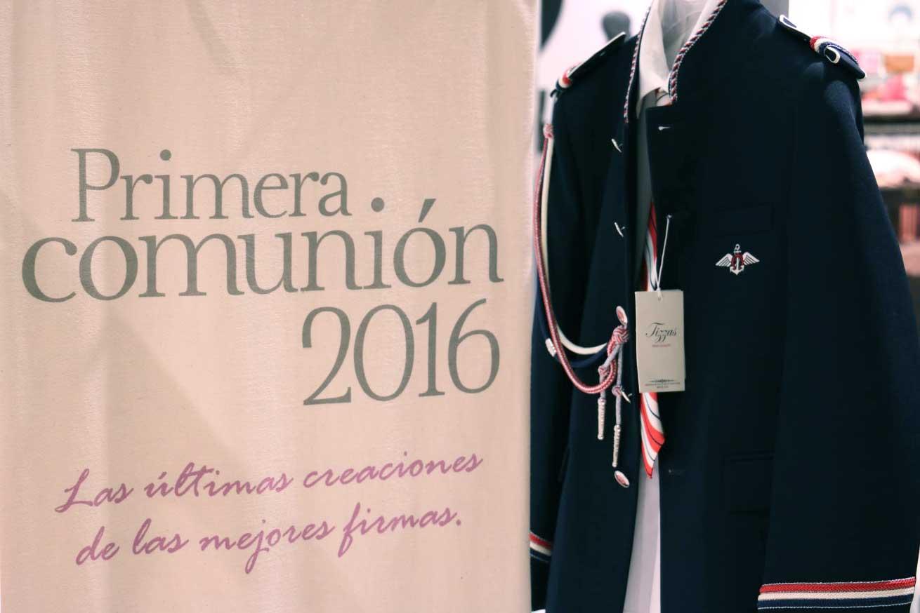 Primera Comunión 2016 En El Corte Inglés De Alcalá De Henares Dream Alcalá