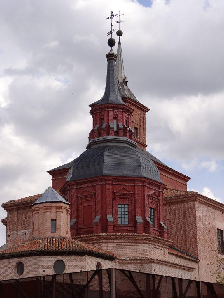 Plaza Parking San Lucas y Santa María La Mayor - Capilla Santas Formas (8)