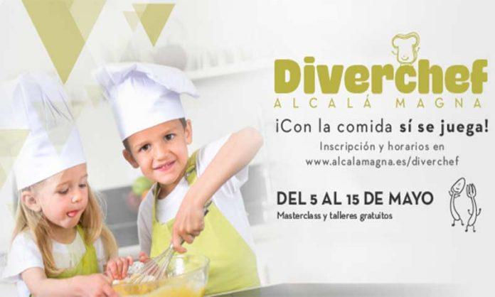 diverchef una entretenida forma de aprender a cocinar en ForAprender A Cocinar En Alcala De Henares