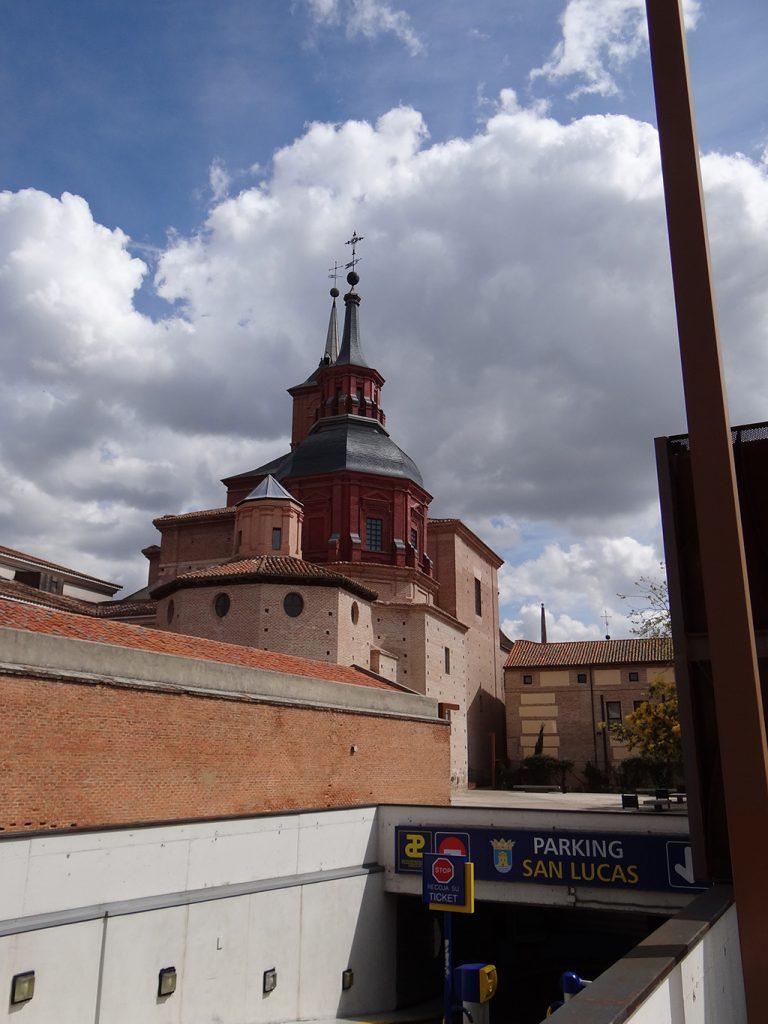 Plaza Parking San Lucas y Santa María La Mayor - Capilla Santas Formas (13)