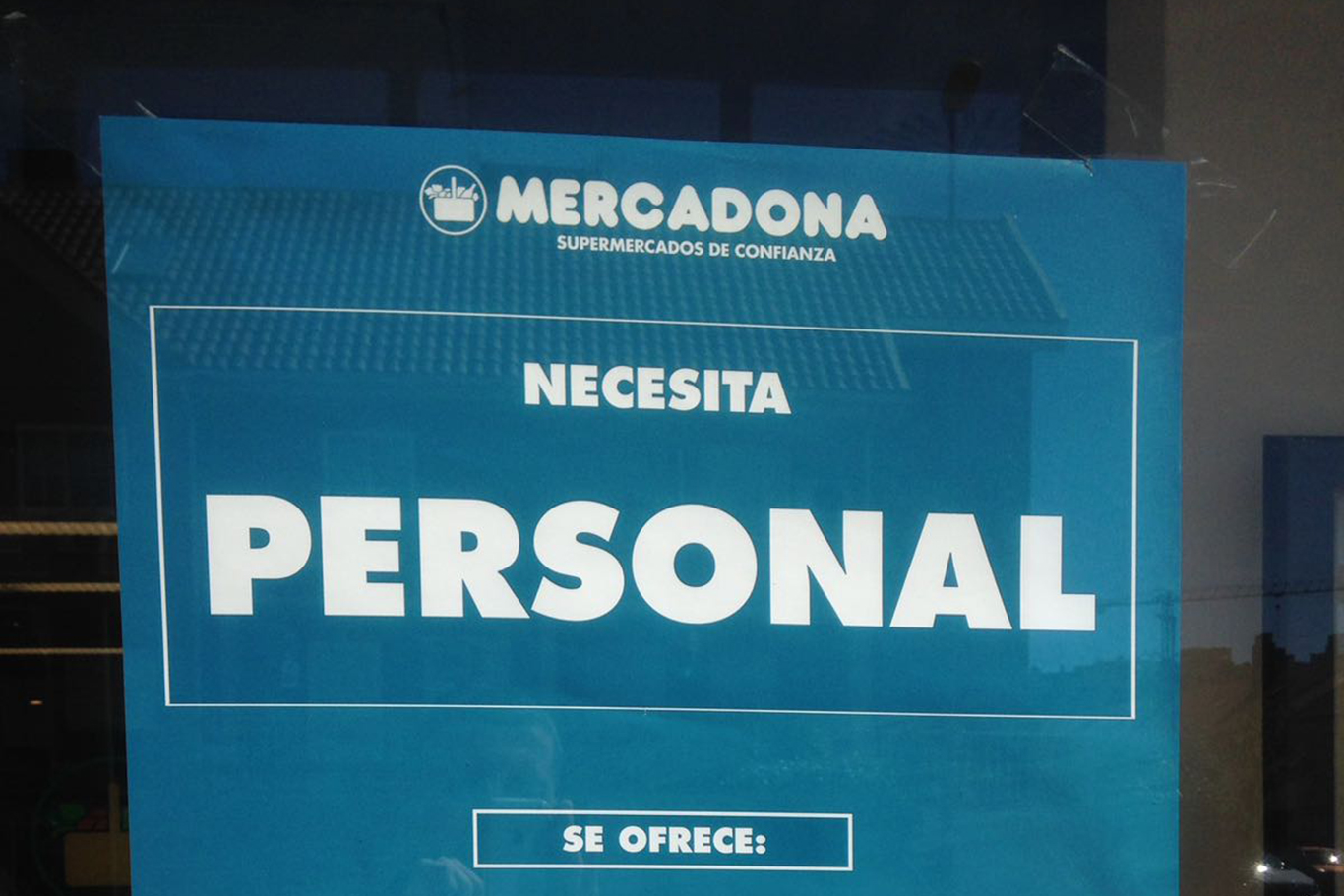 Mercadona busca personal, mándales tu curriculum - Dream Alcalá