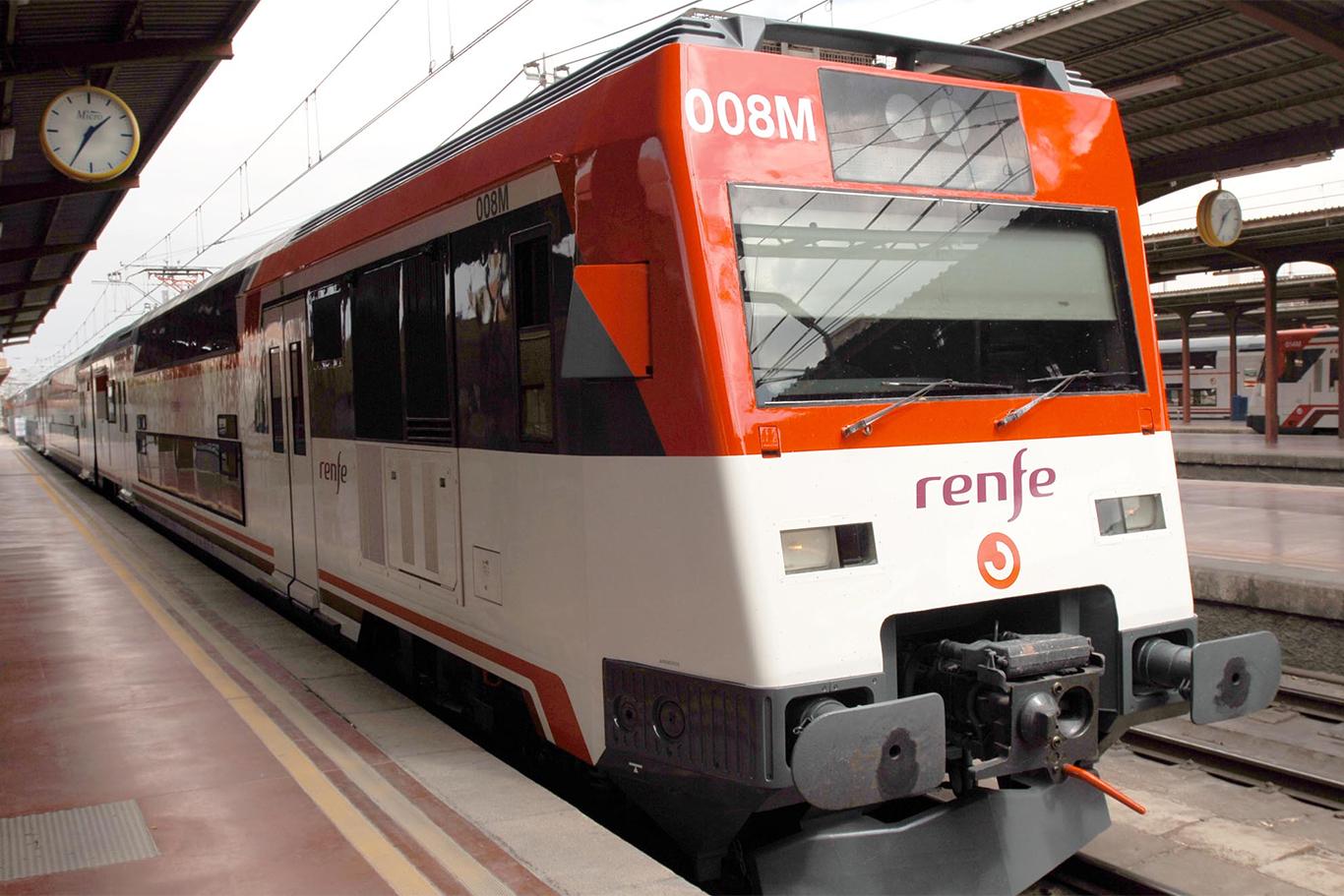 Cambios en los horarios en los trenes de cercan as madrid for Oficinas de renfe en madrid