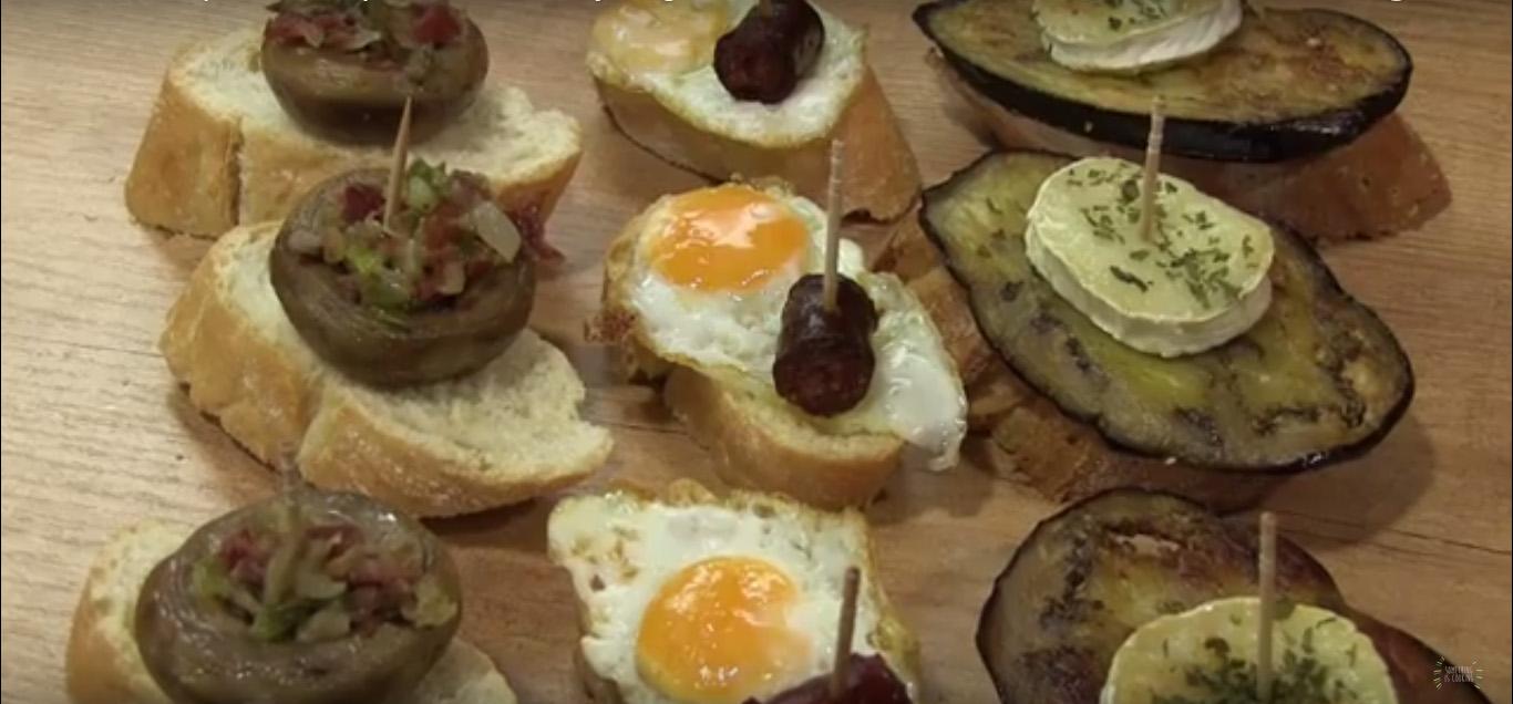 3 Recetas De Pinchos Fáciles Y Deliciosos Dream Alcalá
