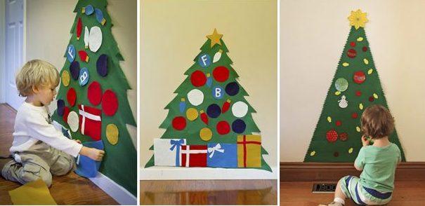 Un rbol de navidad para ni os dream alcal - Arbol de navidad para ninos ...