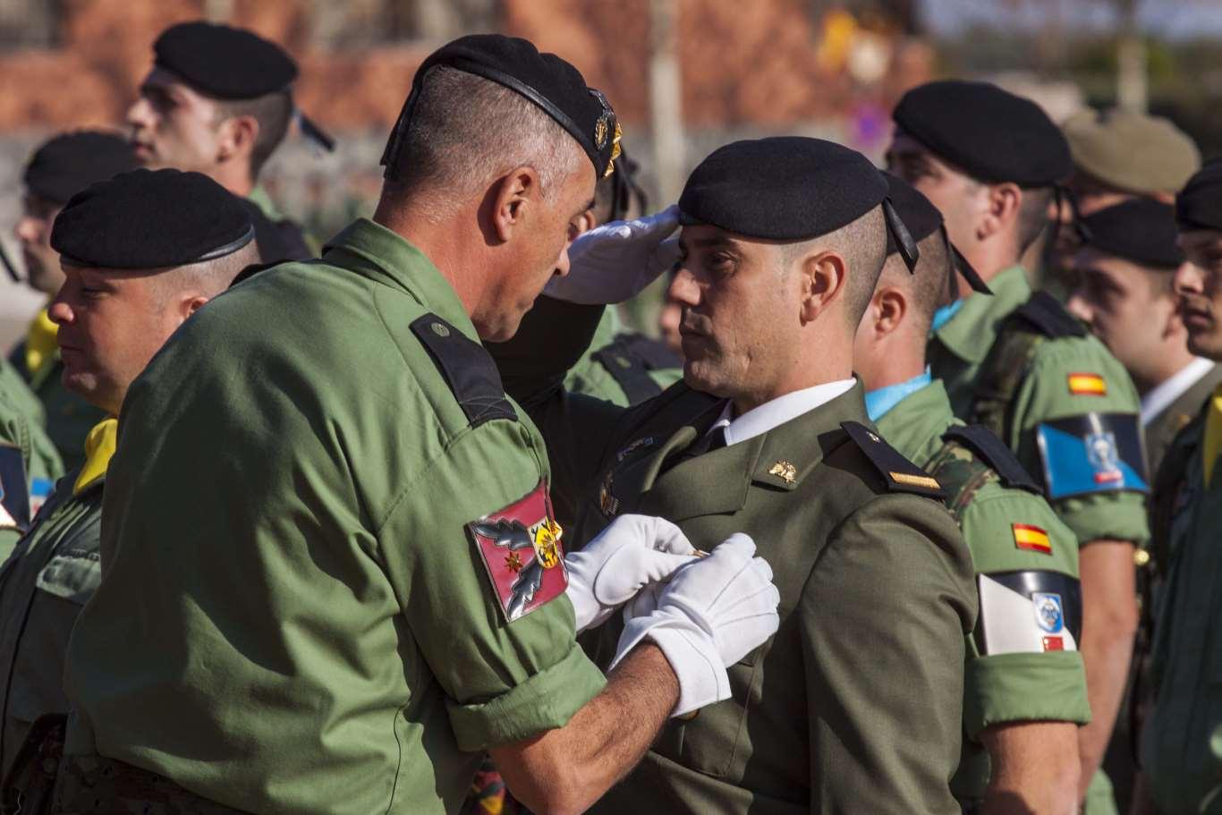 La Brigada Paracaidista de Alcalá de Henares celebra el ...
