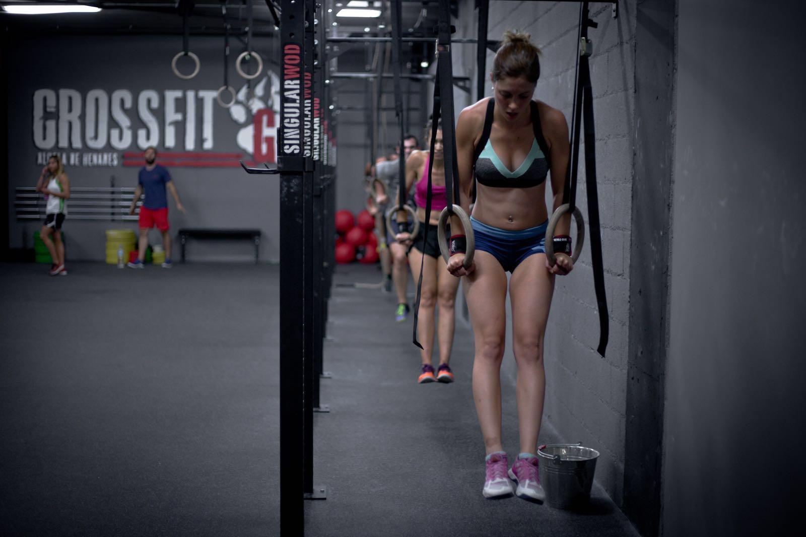 Practica el deporte de moda en CrossFit G2 de Alcalá ...