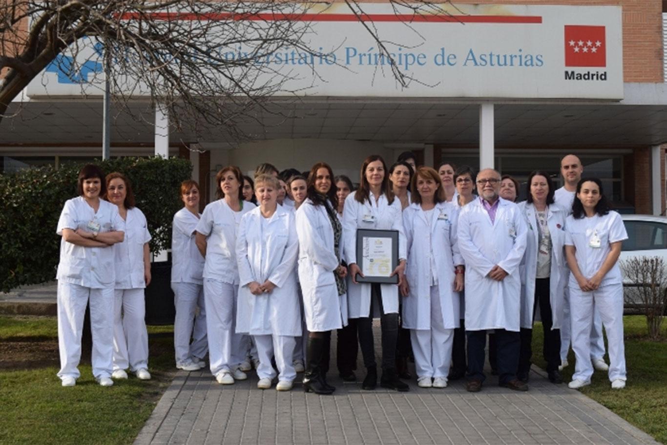 El Hospital de Alcalá, único en España en acreditar Anatomía ...