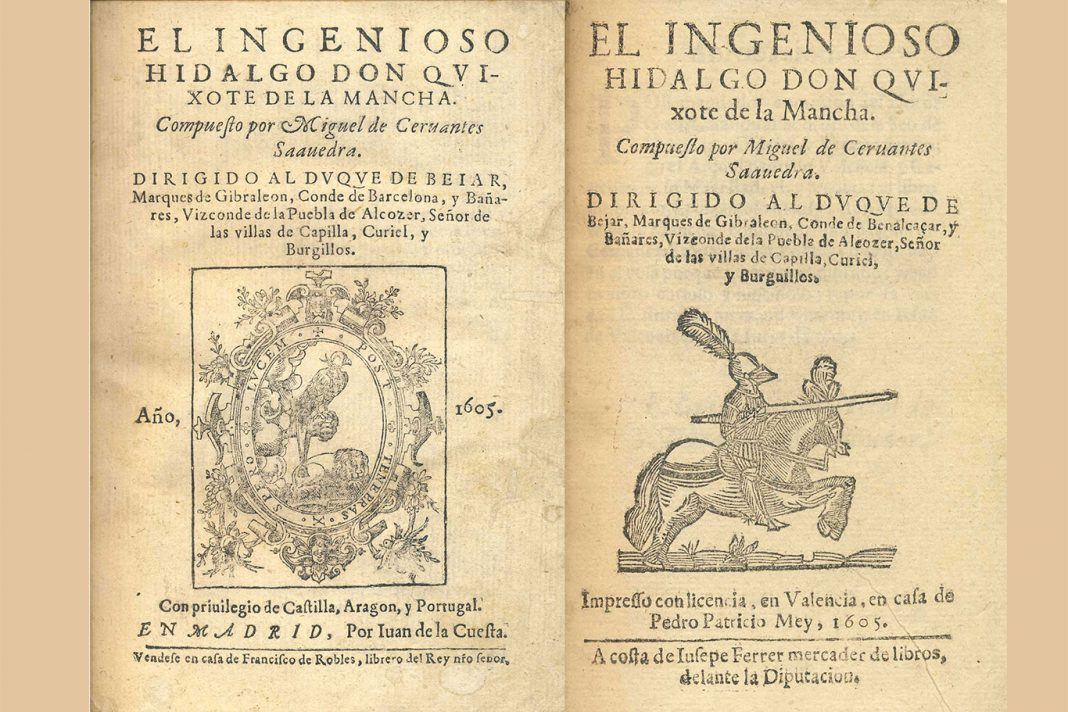 16 de enero de 1605: se publica El ingenioso hidalgo Don