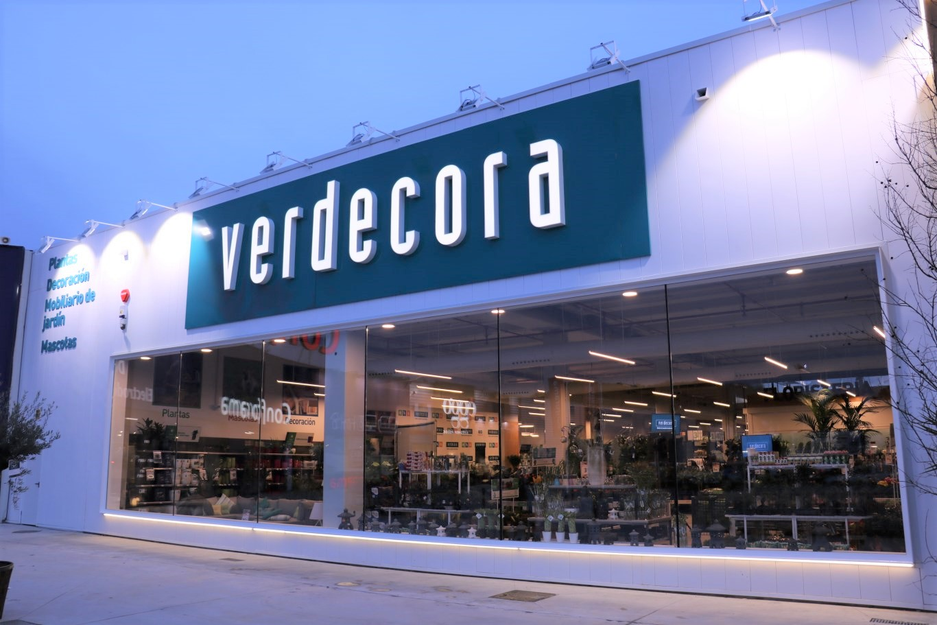 Verdecora alcal de henares abre sus puertas dream alcal for Verdecora madrid