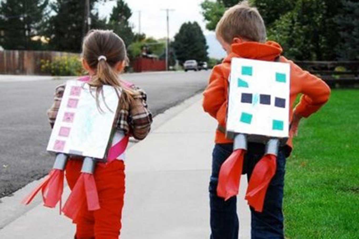 Carnaval: 5 disfraces fáciles para niños - Dream Alcalá
