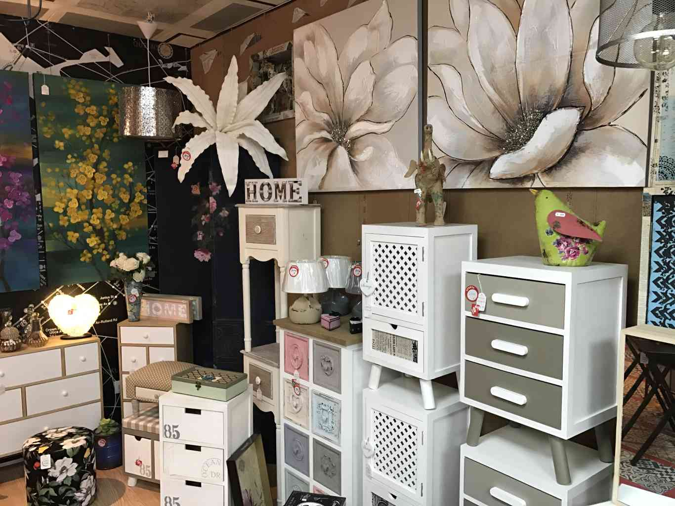 Decoracion vintage tienda affordable tienda decoracion - Decoracion marinera barata ...