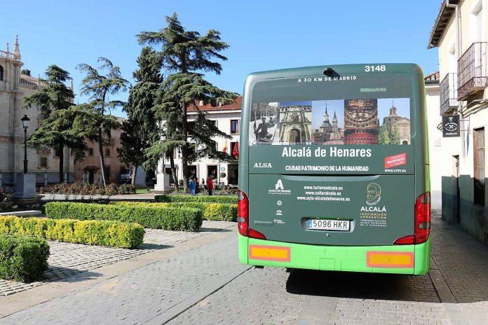 95 nuevos autobuses interurbanos semanales en el corredor for Autobuses alcala de henares