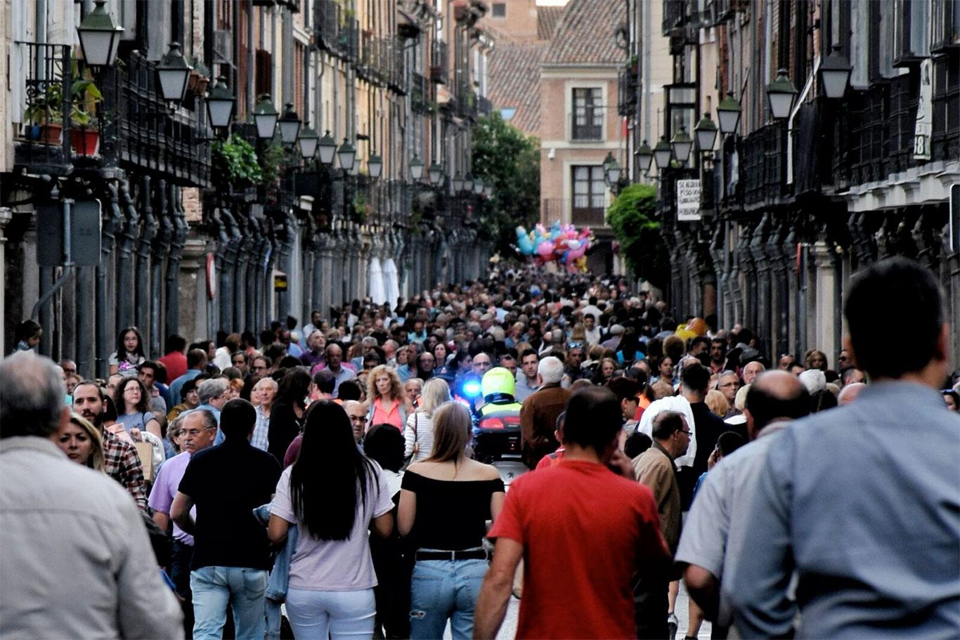 Events of Ayuntamiento de Alcalá de Henares