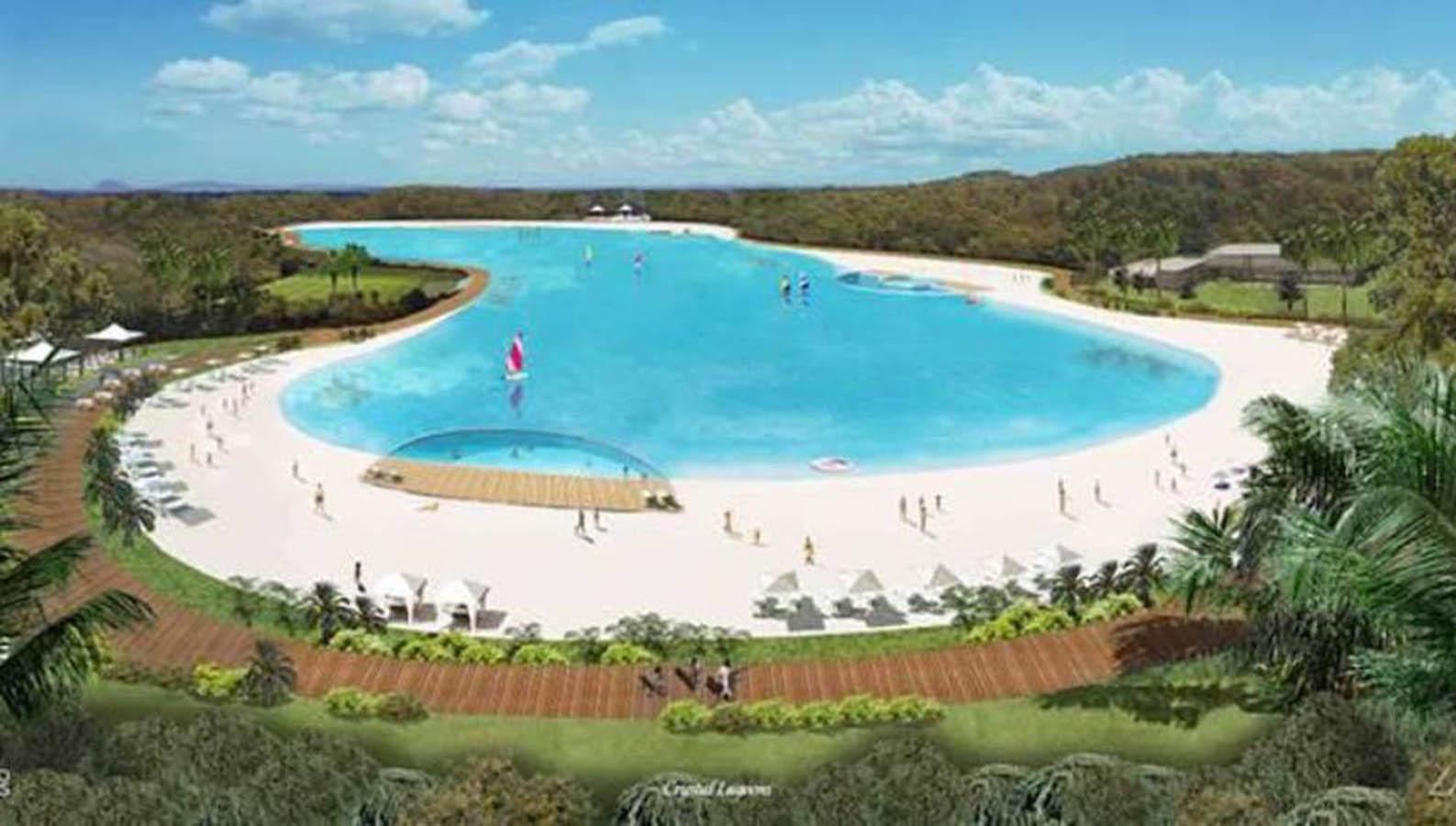 Live resorts madrid contraataca y ofrece una playa - Piscina torres de la alameda ...