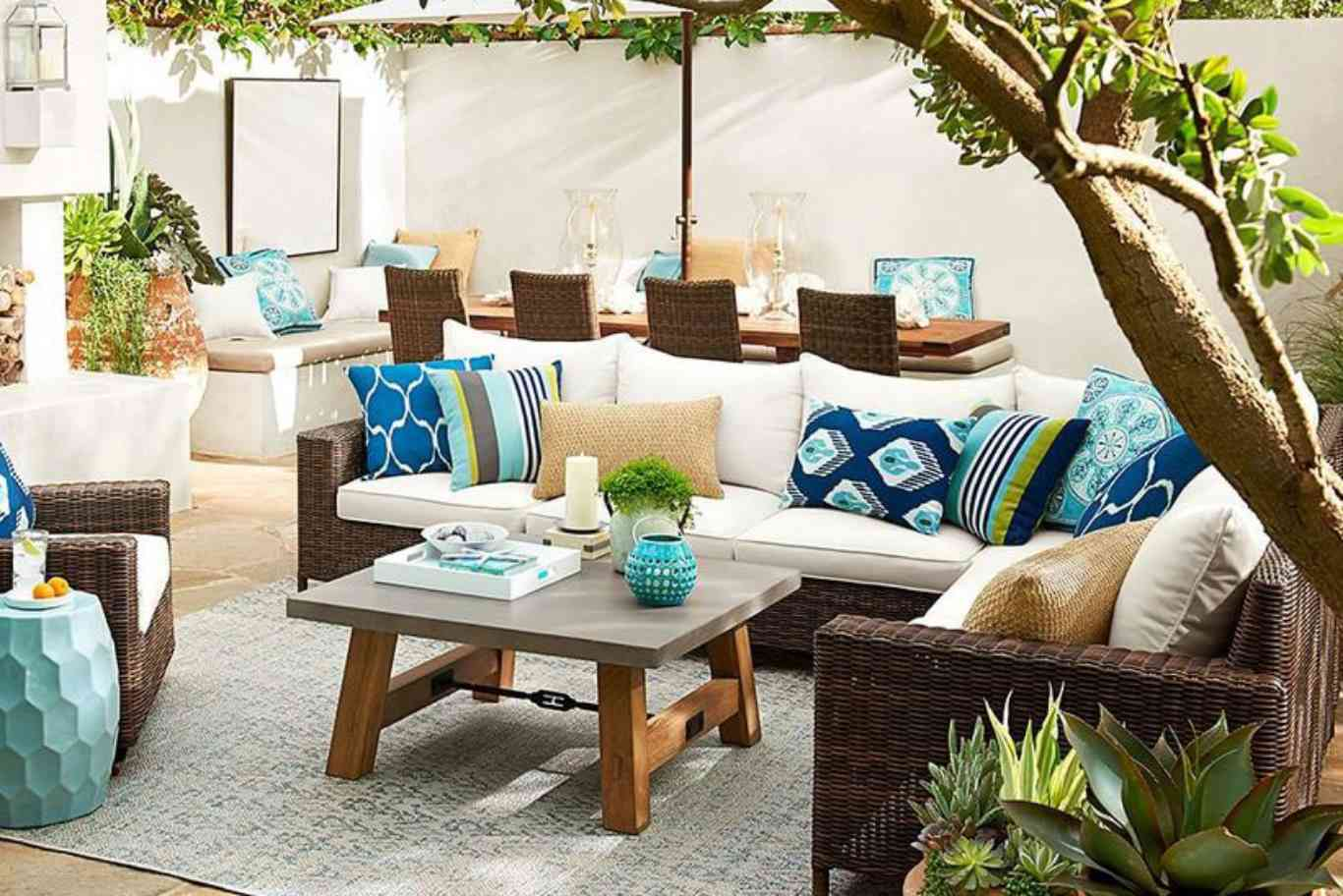 Tendencias en decoraci n para el verano a renovar tu for Tendencias decoracion 2017