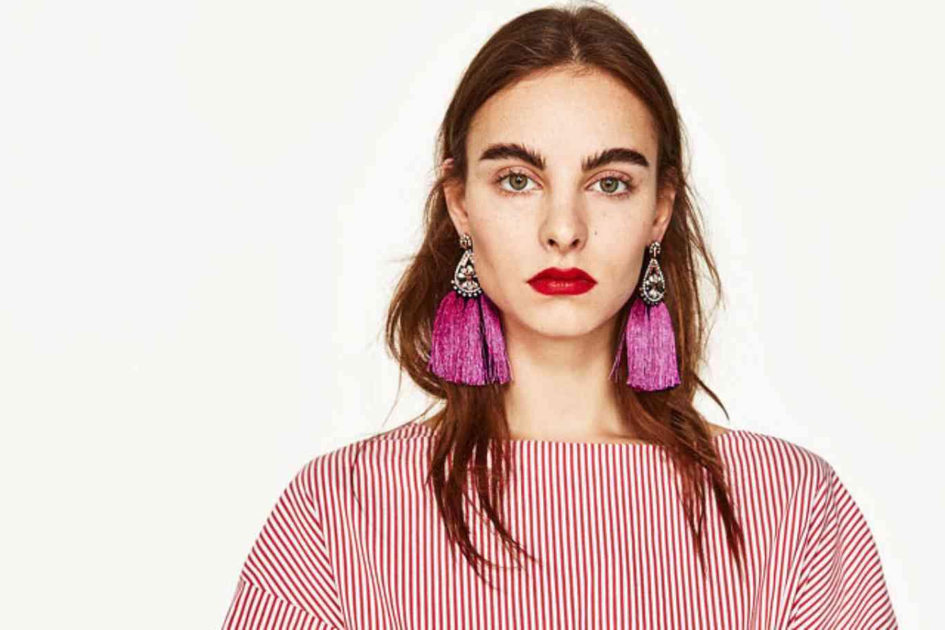 107966b45494b Los pendientes de moda son de Zara y cuestan menos de 15 euros ...