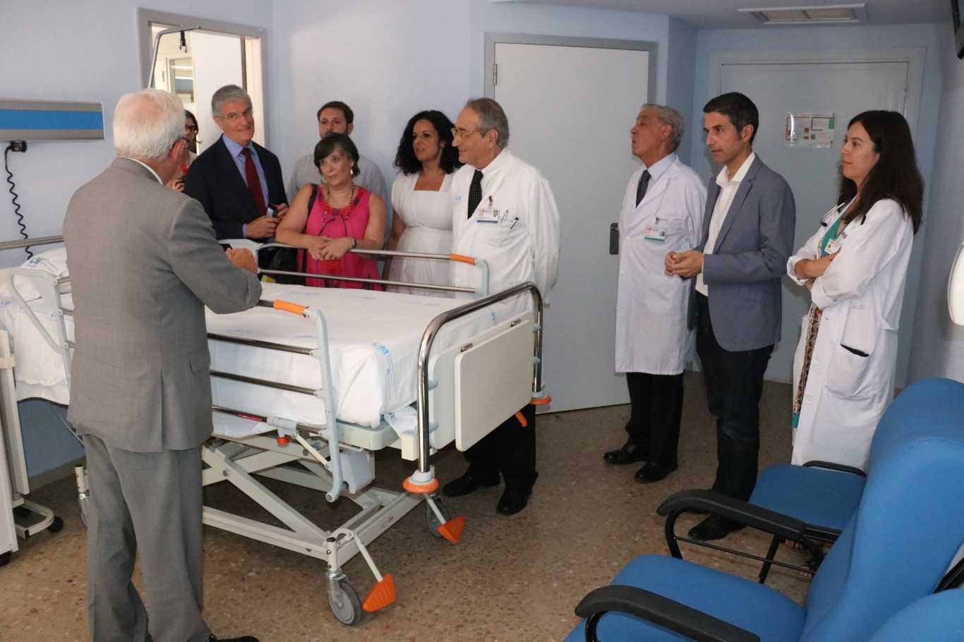 Nueva Unidad De Ictus Del Hospital Pr Ncipe De Asturias