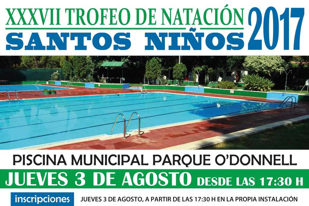 Xxxvii trofeo de nataci n santos ni os 2017 dream alcal for Piscina municipal alcala de henares
