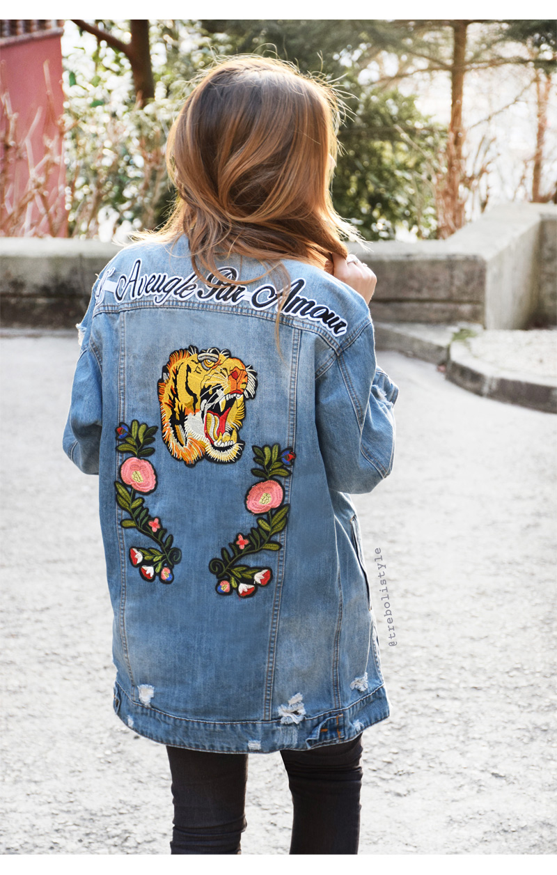 En Dream Alcalá Woman tenemos nuestra favorita y es esta  la chaqueta  vaquera ancha 1e575038e52